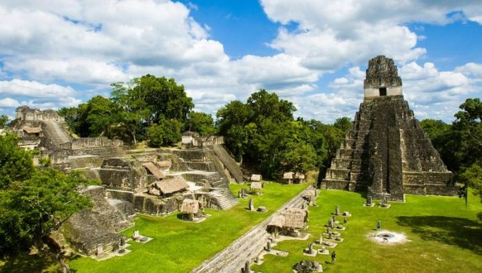 'Tikal' is the largest archeological site in the American Continents which is located in the archeological region of Guatemala. Tikal is Guatemala's most famous archeological treasury, which is nestled in the 'Peten Basin' archeological region in the department (state) of 'El Petan'.   #unesco #worldheritage #heritage #ancient #history #historic #mayan #architecture #america #northamerica #guatemala