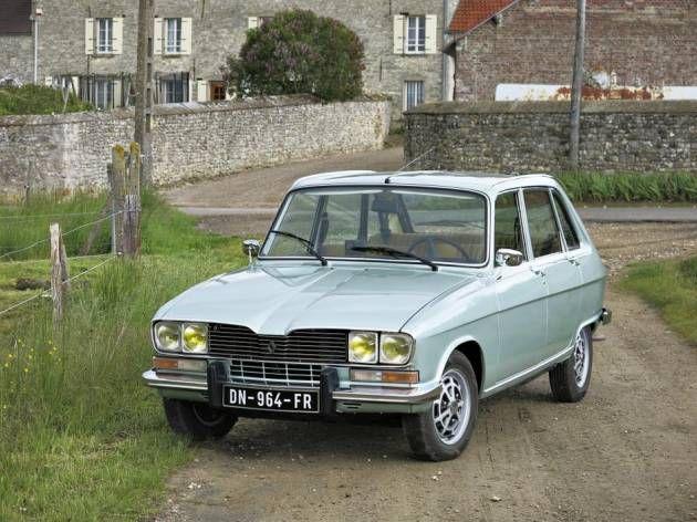 SPORTY. Renault 16 TX er en temperamentsfuld familiebil. En sjælden kombination i 1965.