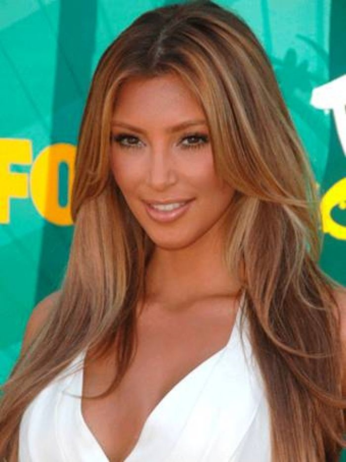 Nice hair color for brown skin