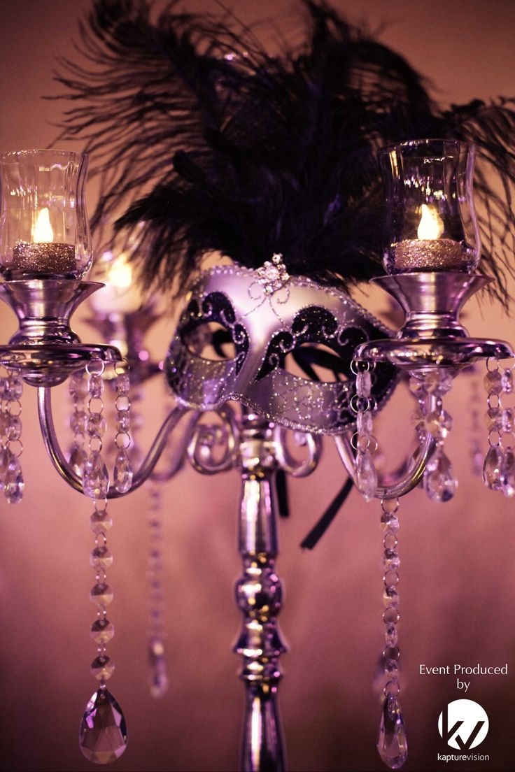 Newport Dunes | Newport Beach, CA Kapture transformed a white tent into the enchanting masquerade ball of the year.