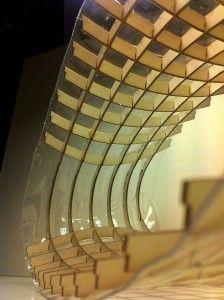 » MARCOS, MARIA JOSE Proyectos de arquitectura paramétrica 2011/2012: Asignatura del Departamento de Proyectos Arquitectónicos – ETSAM