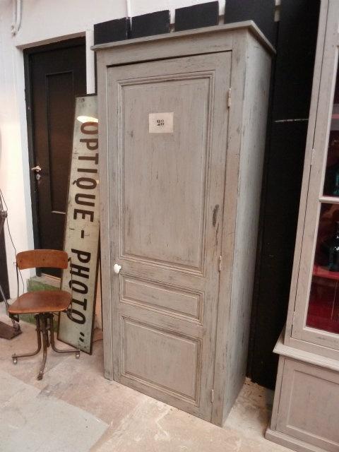 penderie armoire r alis e partir d 39 une ancienne porte