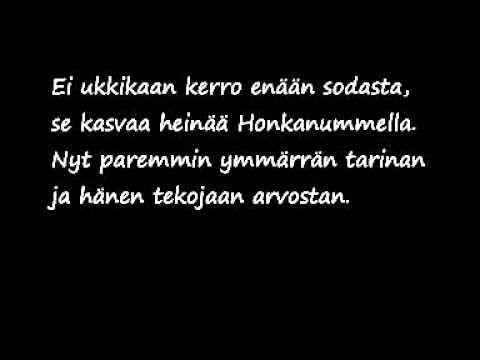 Arttu Wiskari - Mökkitie (lyrics)