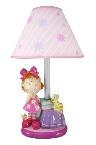 Pink Bedside Table: Bedside Table Lamps, Pink Girl And The Shade On Pinterest