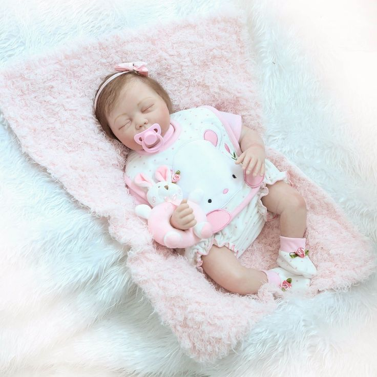 (109.80$)  Watch here - http://aidww.worlditems.win/all/product.php?id=32801418034 - Super Fidelity 55cm Silicone Reborn Dolls Toys 22inch Newborn Juguetes Babies Toys Brinquedos Manually Implanted Mohair Eyelashe