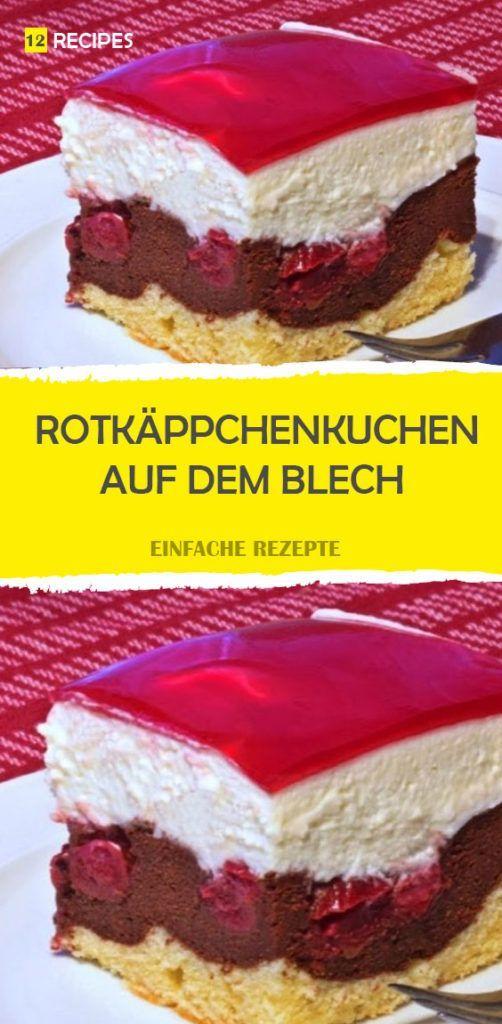 ROTER KUCHEN-KUCHEN AUF DER BINCH CH 😍 😍 – Backen