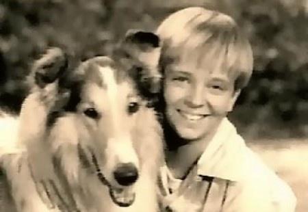 Lassie & Jeff  Jeff was my age