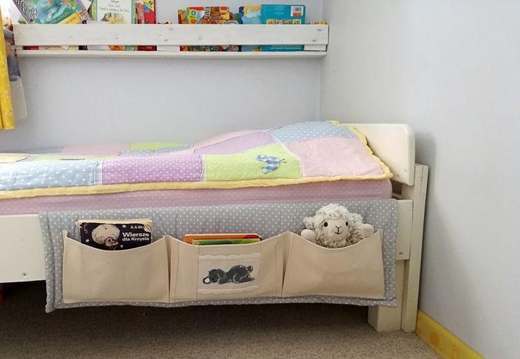 Organizer łóżeczkowy - DominiDom - Pozostałe