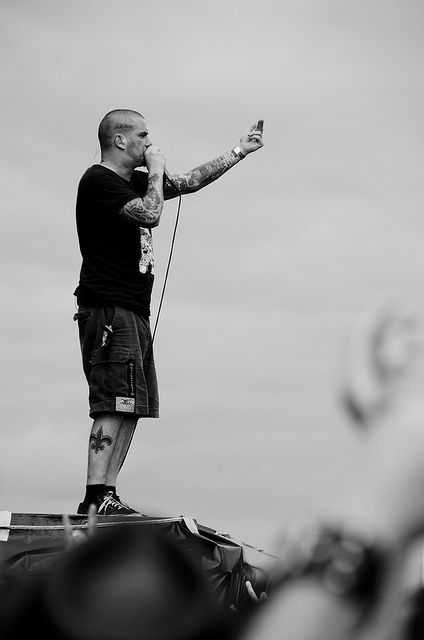 Phil Anselmo @ Down