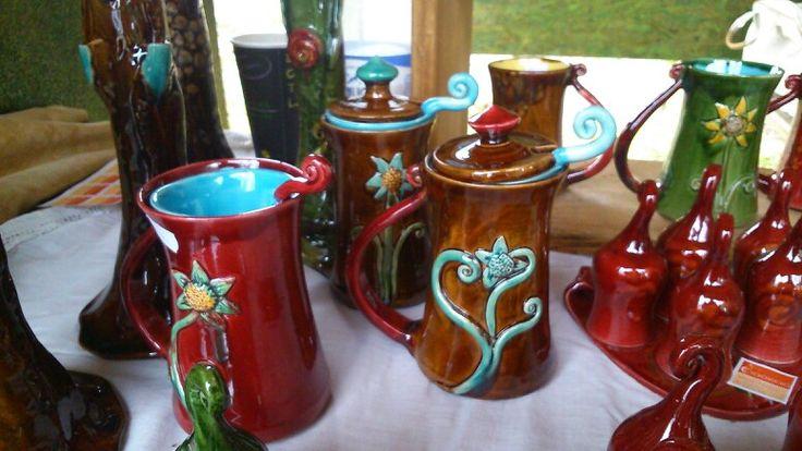 Teás bögrék/tea mugs
