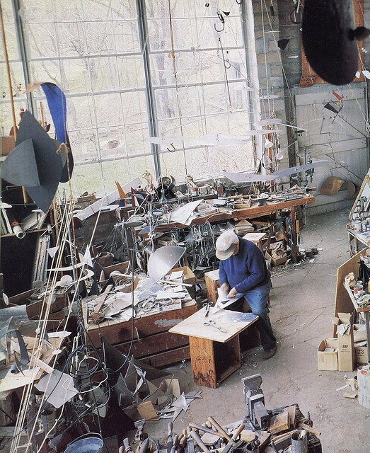 Calder's Workshop
