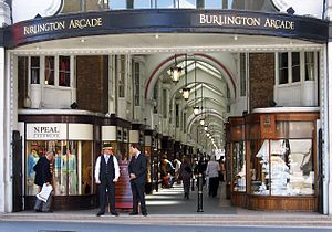 burlington arcade - Google Search