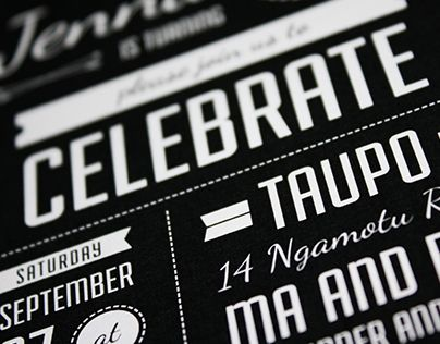"Check out new work on my @Behance portfolio: ""21st Celebrations"" http://on.be.net/1dmy6sM"