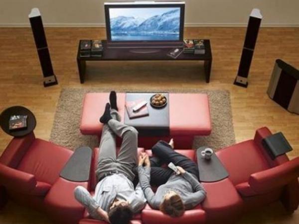 Tips Buat Bioskop Mini di Rumah