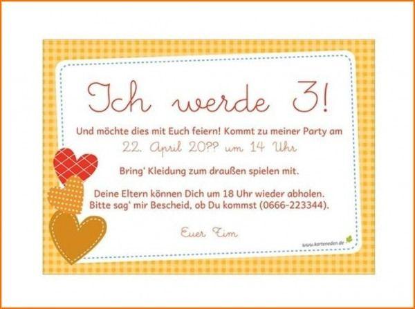 einladung kinder text | einladung kindergeburtstag text