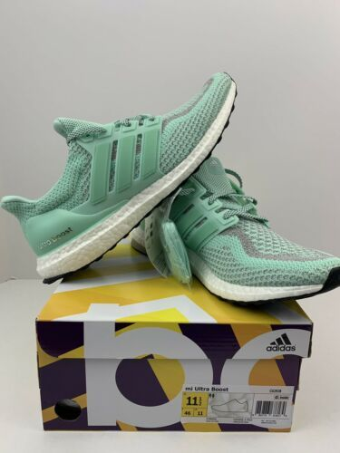 6020b41ef Details about adidas Men s uncaged Ultraboost White and Navy (Used ...