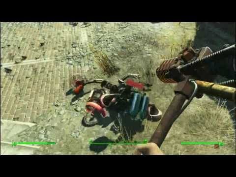 Fallout 4 Ep. 186: Theme Park Full Of Killer Robots