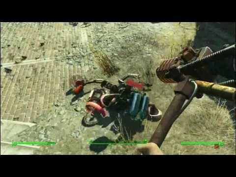 Fallout 4 Ep. 186: Theme Park Full Of Killer Robots