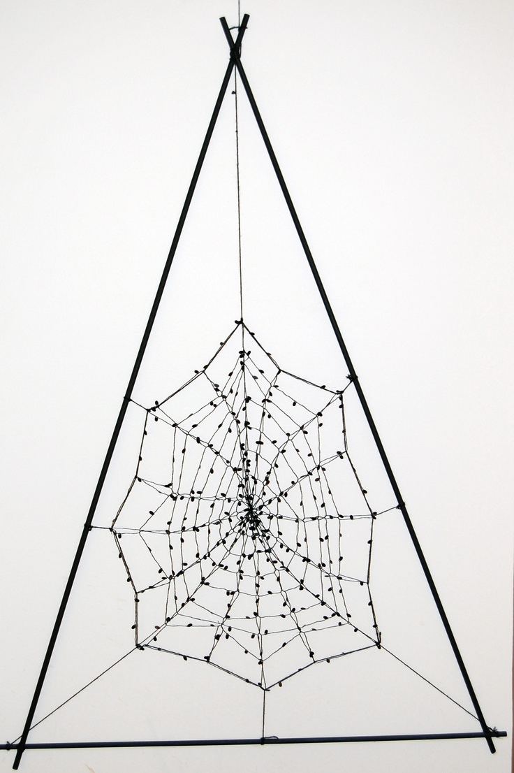 Jude Skeers investigates the construction, deconstruction and reconstruction of the web. During the exhibition more webs will be created and installed to build on the design concept. The public will be invited to make their own webs. This exhibition is part Sydney Design Festival 2013.