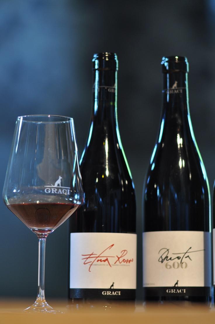 Etna Wine from Graci Vineyards