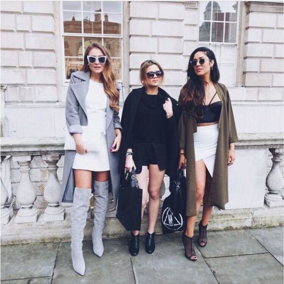 London Fashion Week Day One- The Style Report ♡