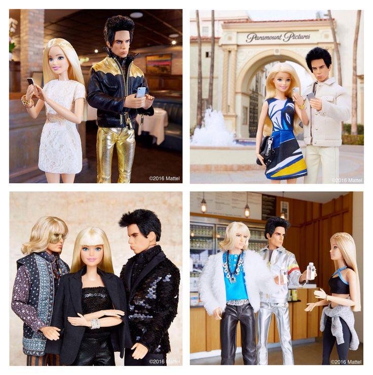 Barbie + Zoolander nº2