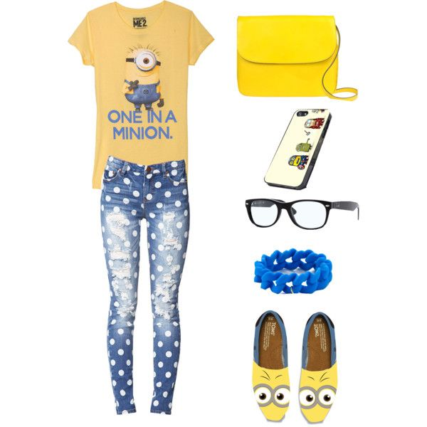 Best 25 minion outfit ideas on pinterest minions 2014 for Minion clothespins