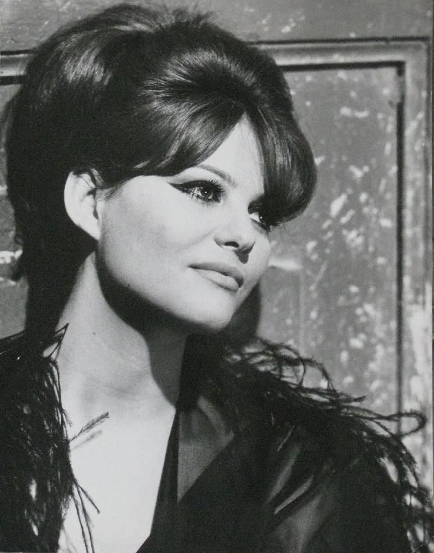 Unique. Claudia Cardinale