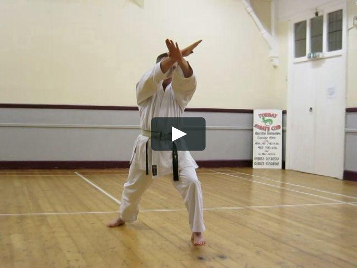 Sensei Ray Alsop (5th Dan and Chief Instructor at Torbay Karate Club in Paignton, Devon) performs the Shotokan Karate Kata: Heian Godan. This kata is performed at…
