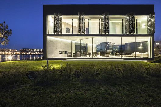 Villa Kavel 01,© Peter Cuypers