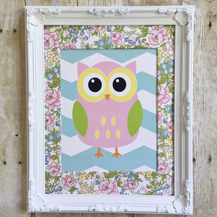 17 Best Images About Girl Owl Woodland Nursery On