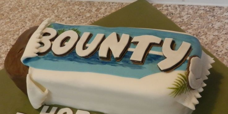 #Bounty Novelty Cake by Crumbs of Joy