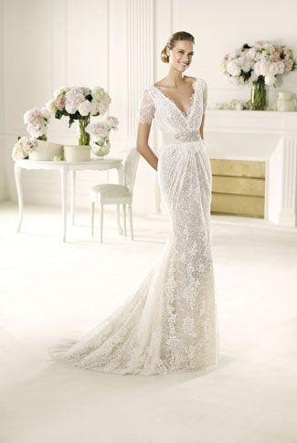 Robe de mariée VERGEL de Manuel Mota - Mariee.fr