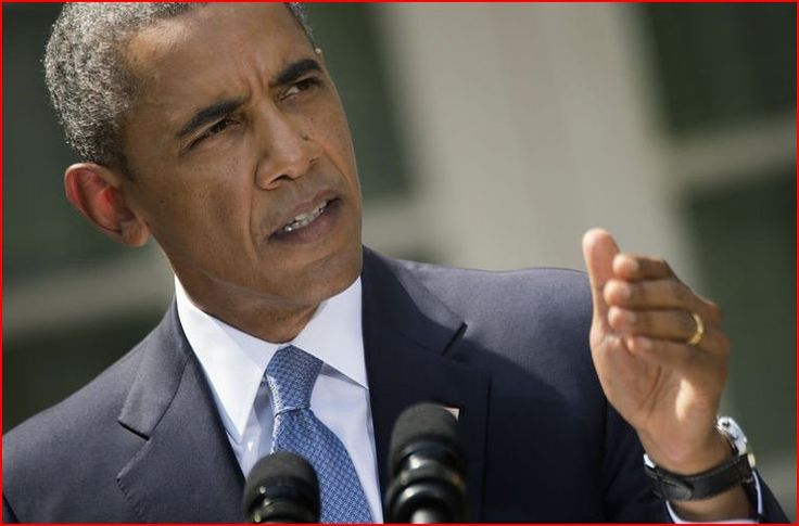 US President Barack Obama speaks about Syria outside the White House in Washington, DC on August 31, 2013