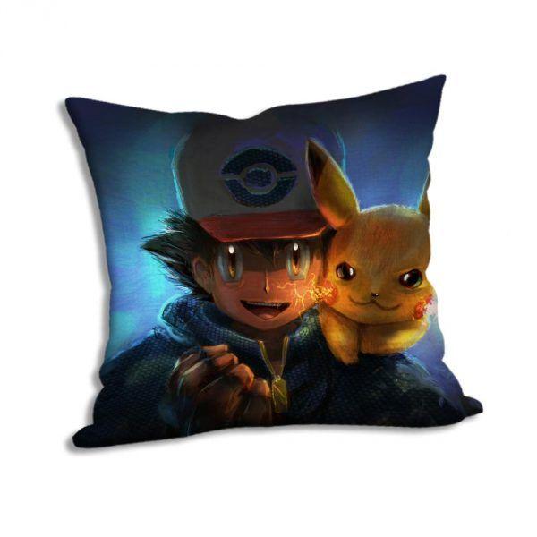 Personalized Pikachu Pillow Case