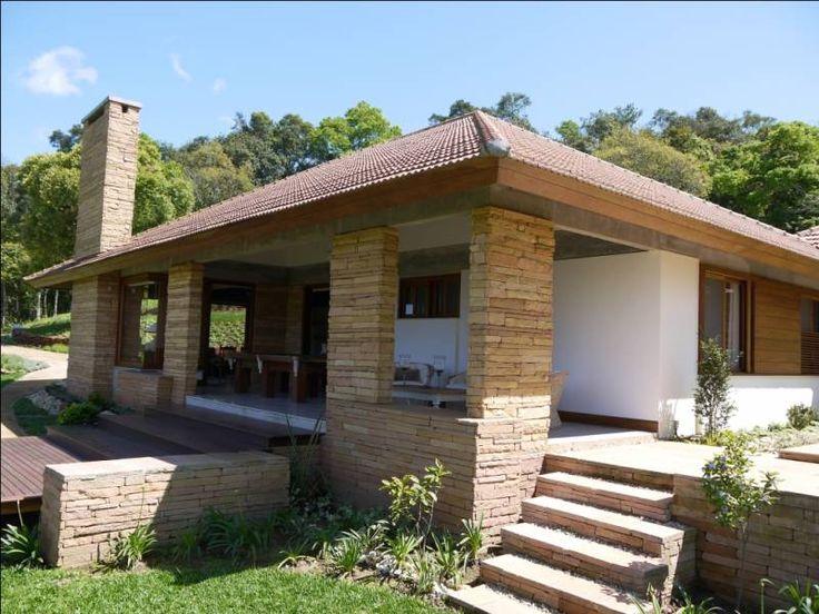 Casas de campo bonitas dise os arquitect nicos for Casas de campo hermosas