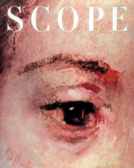 Will Burtin Oil Eye Scope Cover