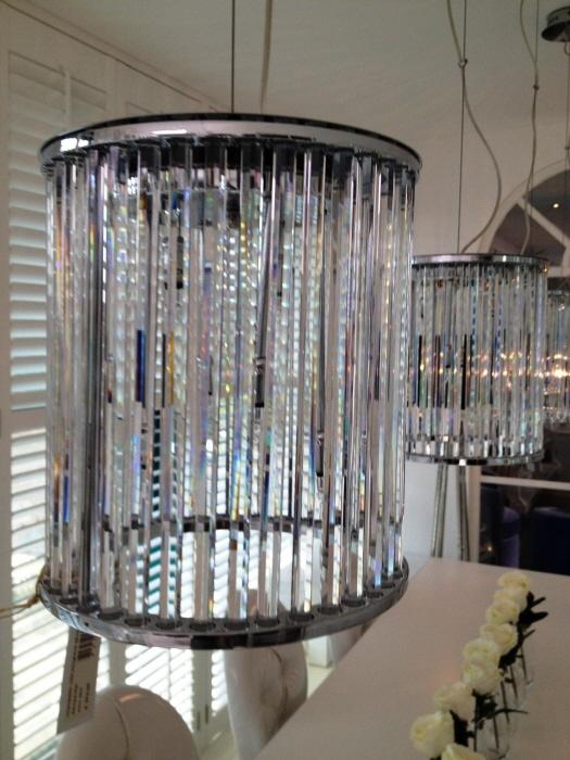 plafondlamp Villa Borghese chrystal