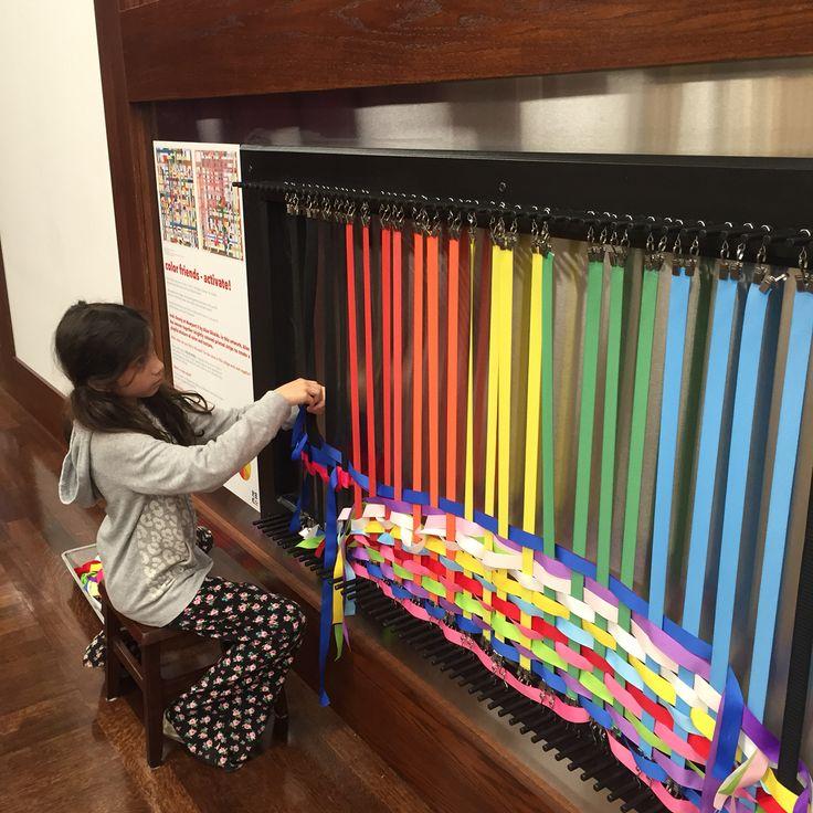 Weaving in the Cincinnati Art Museum