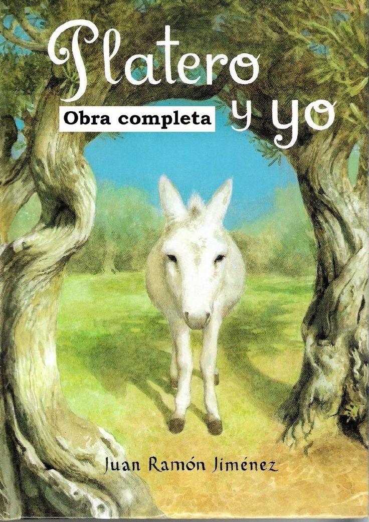 Platero Platero Y Yo Libros En Espanol Y Libros
