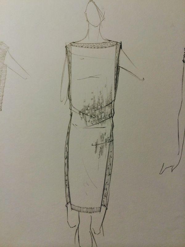 ideas wool skirts & dress  parte V by Piero Cascioli, via Behance