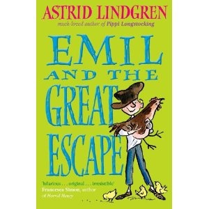 41 best books images on pinterest baby books kid books and emil and the great escape astrid lindgren illustrated by tony ross fandeluxe Gallery