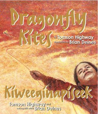 Dragonfly Kites Recommended by Debbie Reese