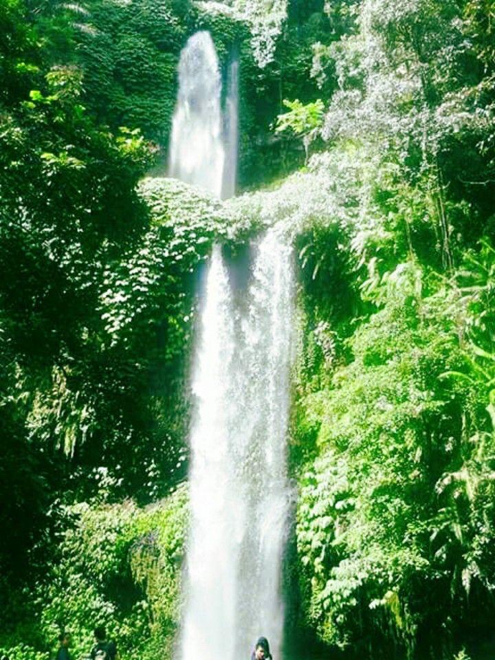 Sendang Gila Waterfall, Senaru, Lombok