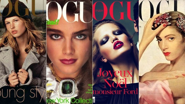 Vogue: Vogue Editor, Underag Models, Allowance, Commitment, Eating, Crackers, Dr. Who, Around The World, Appearances