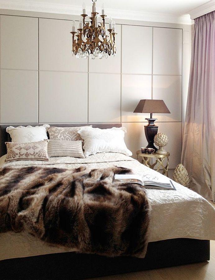 Przepis na kunsztowną aranżację sypialni? Voilà! Wszystkie dekoracje dostępne są w In Situ, Powsińska 20A Warszawa.