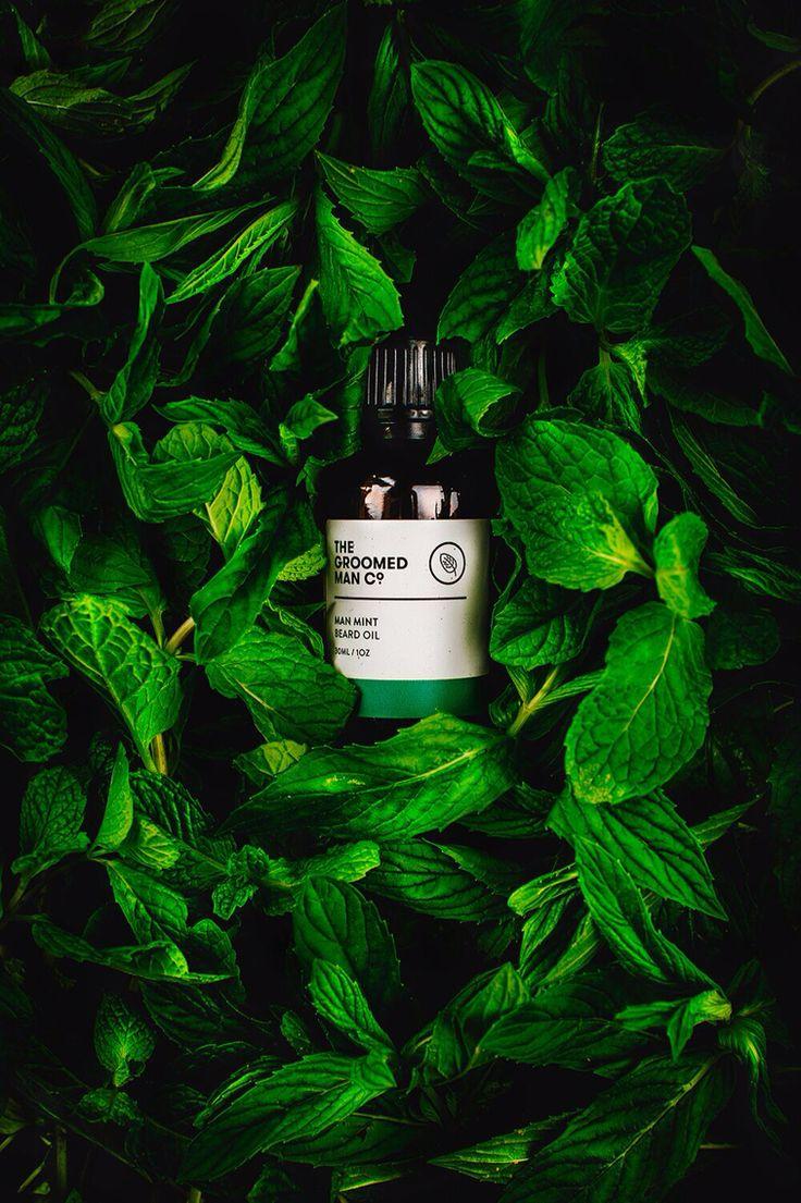 Man Mint Beard Oil. Our new packaging for The Groomed Man Co. Beard Oil! Pin it if you like it! By @glockenpop   www.thegroomedmanco.com  #beard #beardoil #australia #thegroomedmanco