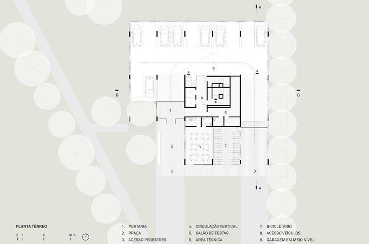 ★ CONCURSO UNIDADES HABITACIONAIS EM SAMAMBAIA - Arquea Arquitetos . Escritório de Arquitetura Curitiba PR