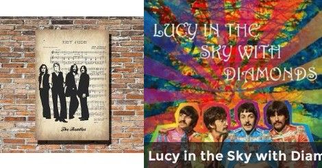 Lucy in the Sky with Diamonds | Which Beatles Song are you?