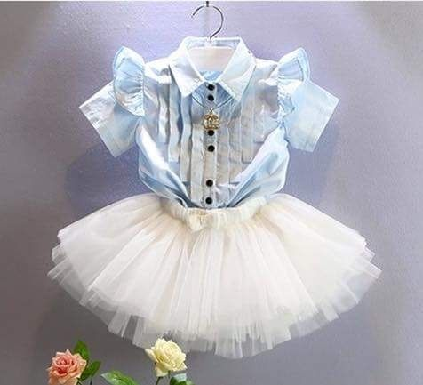 Set tutu Belle Maison with necklace